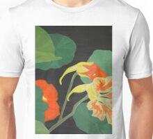"""""""In the Nasturtium Patch"""" Unisex T-Shirt"""