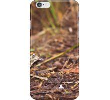 Bassian Thrush iPhone Case/Skin