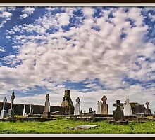 Grave yard, County Clare, Ireland by upthebanner
