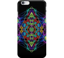 Infinity Cube Rainbow iPhone Case/Skin