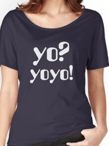 Yo  Yoyo Women's Relaxed Fit T-Shirt