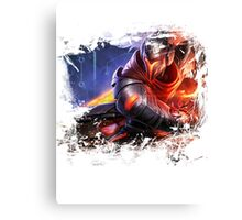 PROJECT: YASUO Canvas Print