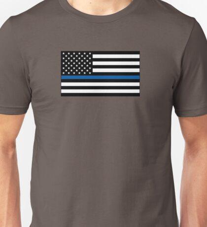 Thin Blue Line Unisex T-Shirt