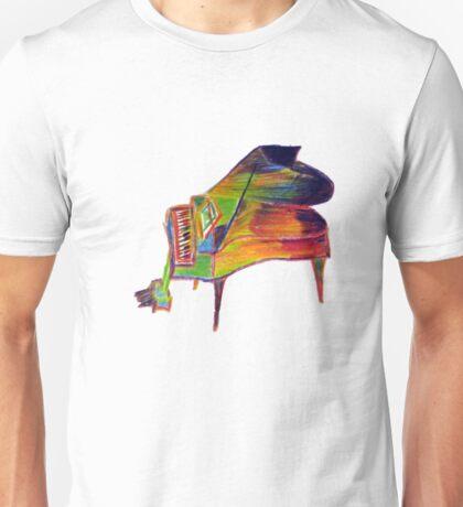 grand piano Unisex T-Shirt