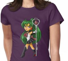 Pluto - Keeper of Time Womens Fitted T-Shirt