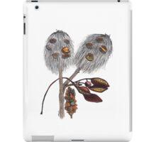 Seedpods iPad Case/Skin