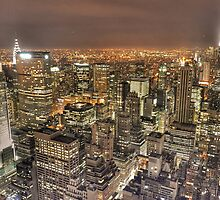 New York After Dark by Shutter and Smile Photography