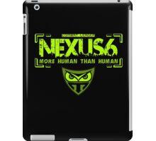 Nexus 6 Replicants iPad Case/Skin