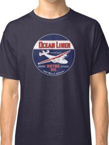 Ocean Liner Motor Oil Classic T-Shirt