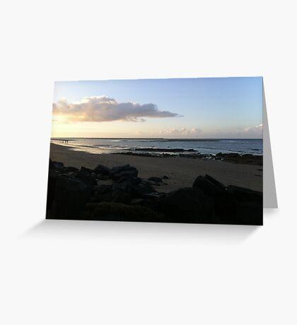 Calm Serenity  Greeting Card