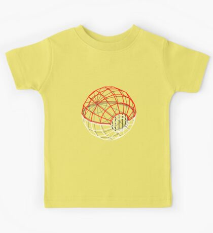 Pokeball 3D Kids Tee