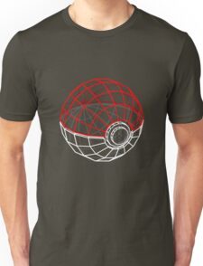 Pokeball 3D Unisex T-Shirt