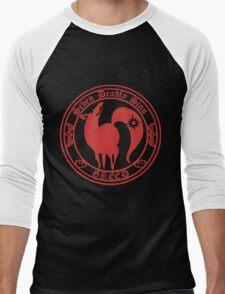 Ban Greed Nanatsu No Taizai 7 Deadly Sins Logo Anime Cosplay Japan T Shirt Men's Baseball ¾ T-Shirt