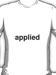 applied T-Shirt