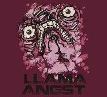 Llama Angst by Ross Moreno