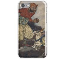 He wounded the giant in the knee. iPhone Case/Skin