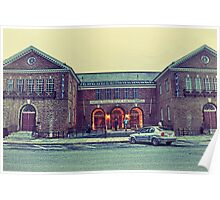 National Baseball Hall of Fame - Cooperstown, NY Poster