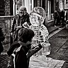 Childhood ice magic comes to life by clickinhistory