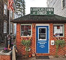 Cooperstown Diner - Upstate New York by Shutter and Smile Photography