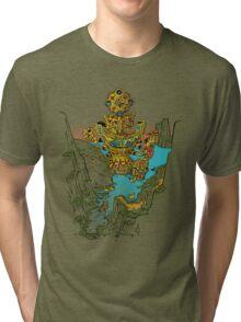 Forgotten Grotto Tri-blend T-Shirt