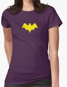 LAZY COSPLAY: Batgirl Womens Fitted T-Shirt