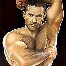 Paint Me Beautiful Men @ www.KeithMcDowellArtist.com by  Keith McDowell, Artist