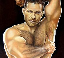 Paint Me Beautiful Men @ www.KeithMcDowellArtist.com by © Keith McDowell, Artist