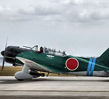 "Aichi D3A ""Val"" Japanese Dive Bomber by SuddenJim"
