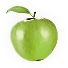 Apple Doodle by Steven  Lee