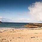 Clactoll Beach, Assynt, Scotland by Cliff Williams