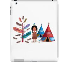 The Feather Tree iPad Case/Skin