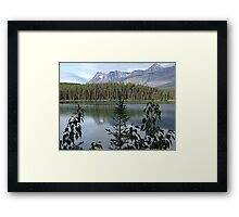 One Lake Too Many Framed Print
