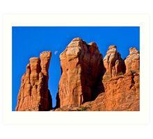 Cathedral Rock - Sedona, AZ Art Print