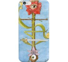The Hanged Magus iPhone Case/Skin