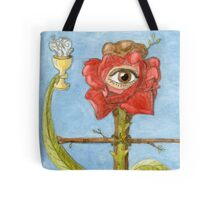 The Hanged Magus Tote Bag