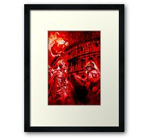 The Colusseum Framed Print