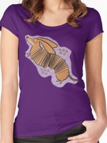 Dachsaccordian Women's Fitted Scoop T-Shirt