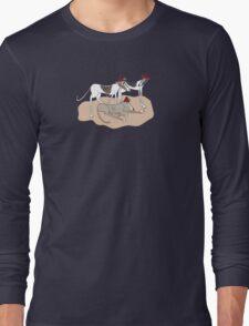 Whippet! Whip it good! Long Sleeve T-Shirt