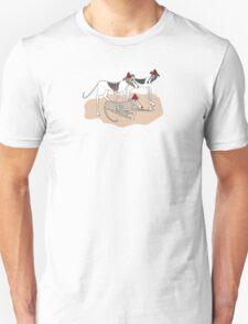 Whippet! Whip it good! Unisex T-Shirt