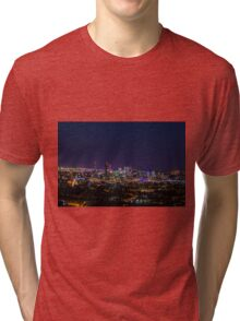 Brisbane City Tri-blend T-Shirt