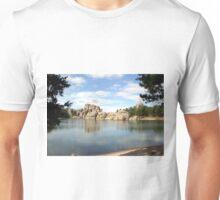 Sylvan Lake, South Dakota Unisex T-Shirt