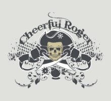 Cheerful Rodger by RocketmanTees