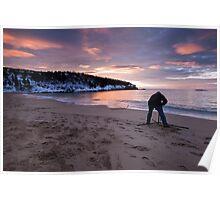 -THE LANDSCAPE PHOTOGRAPHER- Poster