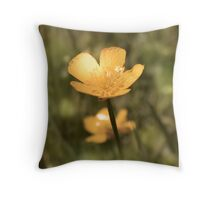 Buttercup Throw Pillow