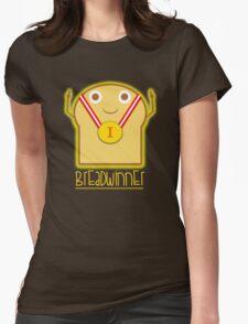 Breadwinner Womens Fitted T-Shirt