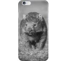 Wombat Portrait iPhone Case/Skin