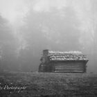 Winter Cabin by Jay White