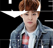 EXO Xiumin 'Love Me Right' by ikpopstore