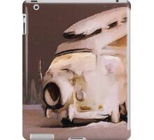 Christmas Camper iPad Case/Skin