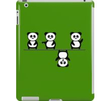 Another perspective for the panda iPad Case/Skin